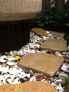tumbled ceramic ground cover
