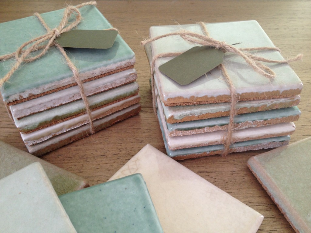 tiles coasters